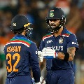 Team India wins second match against England and level the series