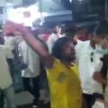 Man tries to open door as MNM workers beaten him