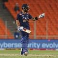 Team India posts respectable score after Kohli heroics