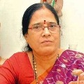 TRS MLC Candidate Surabhi Vani Devi leading In MLC Election Vote Counting