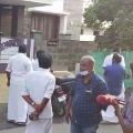 IT searches at homes and offices of DMK MDMK MNM functionaries in Tiruppur