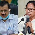 Mamata writes a letter to Kejriwal on National Capital Territory of Delhi Amendment Bill