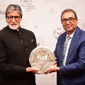 Amitabh Bachchan honoured with FIAF award by Martin Scorsese and Christopher Nolan
