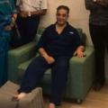 Kamal Haasan injured during election campaign