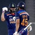 Team India batsmen smashes England bowling attack series decider