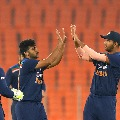 Team India beat England and clinch series
