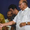 Maharashtra Minister Was In Hospital Sharad Pawar On ExTop Cops Letter