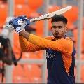 Lancashire county signed with Team India cricketer Shreyas Iyer