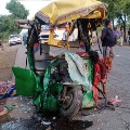 13 killed as bus and auto rickshaw collide in Gwalior