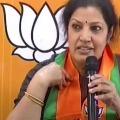 Purandeshwari gave clarity on tirupati bypoll