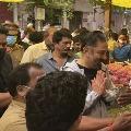 IT Raids on Kamal Party Candidate in Tiruchirapalli