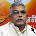 BJP Bengal Chiefs Shocking Remark On Mamata Banerjee
