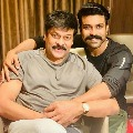 Chiranjeevi shares a special video on Ramcharan birthday