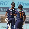 Team India all out in final ODI against England