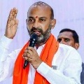 Telangana BJP Chief Bandi Sanjay Will Campaign in Tirupati