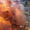 country made bombs blast at tirupati sv university campus