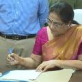 Neelam Sahni Takes Charge as AP SEC