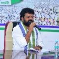 Nandigam Suresh terms CM Jagan as lord Rama
