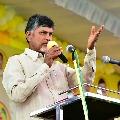 Chandrababu wrote AP DGP over idols vandalizing in state