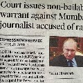 Putin photo published in a news article instead of rape accused