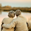 eldery couple to get married