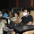 Mega family wath Vakeel Saab in AMB Cinemas