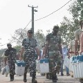 EC supports CISF firing in West Bengal