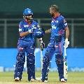 Delhi openers smashes Chennai bowling