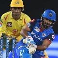 CSK Open this IPL Season with Defete