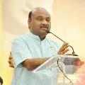 Ayyanna Patrudu responds to YCP attack on Lokesh who challenged CM Jagan