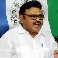 Ambati Rambabu comments on Chandrababu protest in Tirupati