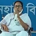 Mamata banerjee will sit in Dharna against ECs decision of ban