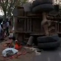 Six died in a fatal accident in Shamshabad