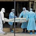 Corona deaths in AP Secretariat