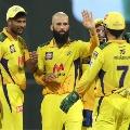 Chennai Super Kings Defeated Rajasthan Royals