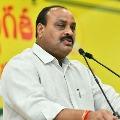 Chandrababu behind many presidents and PMs says Atchannaidu