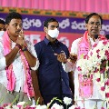 CM KCR Election Rally Stands As Covid Hot Spot