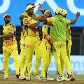 Chennai Super Kings Won By 18 Runs