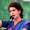 Priyanka Gandhi fires on Yogi Adithyanath
