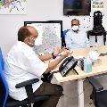 Somesh Kumar held meeting with Bharat Biotech reps