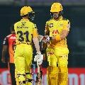 Chennai Super Kings defeated Sun Risers Hyderabad