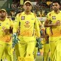 Corona positive cases in Chennai Super Kings team