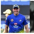 CSK coaches Michael Hussey and Balaji airlifted to Chennai