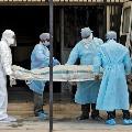Corona deaths raise in AP