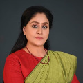vijaya shanti slams trs