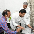 CM Jagan releases village and ward secretariat exam results