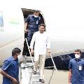 Delhi CM Jagan arrives Delhi for two day tour
