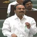 Telangana assembly speaker Pocharam Srinivasa Reddy approves Eatala resignation as MLA