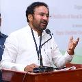 Kishan Reddy appreciates Chiranjeevi and his team service