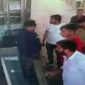 ruckus at toll plaza in rajastan